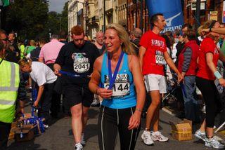Lynne Cardiff 10K