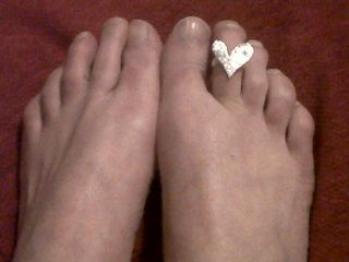 Feet and heart